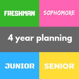 4 Year Planning