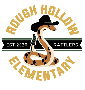 Rough Hollow Elementary School logo released