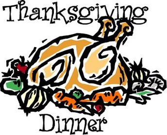 SAVE THE DATE: Join us for a Thanksgiving Dinner at School!