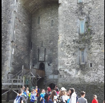Bunratty Folk Park & Castle