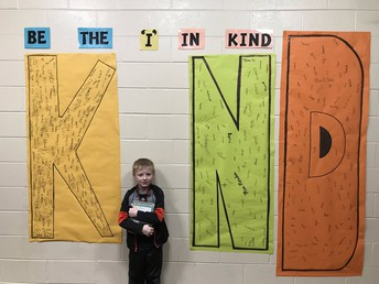 Showing KINDness at Ready!