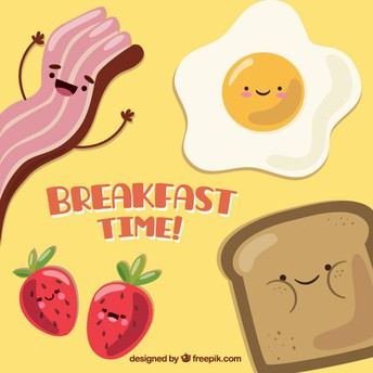 A Reminder About Breakfast