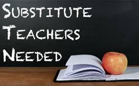 Interested in Being a Guest (Substitute) Teacher for the 20-21 school year?
