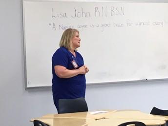 Lisa John