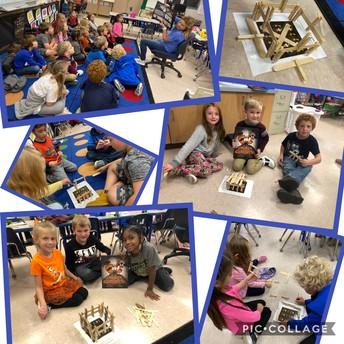 Kinder STEM Activity!