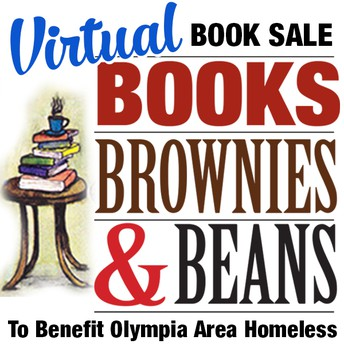 Books, Brownies & Beans - VIRTUAL for 2021!