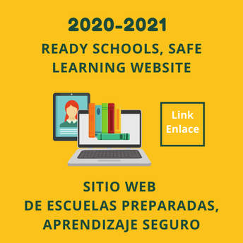 Ready Schools Safe Learning Website