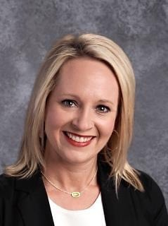 Shannon Tisher--Assistant Superintendent for Secondary Instruction and Innovation, and Advanced Placement Coordinator
