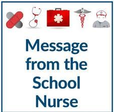 Health News from Nurse Carey