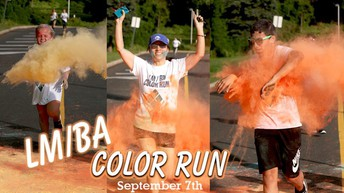The Lower Moreland/Bryn Athyn Color Run is Sept. 7