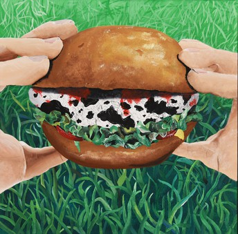 """""""Omnivores"""" by Maria Truong"""