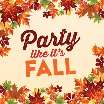 Fall Party - Donations Needed