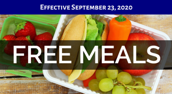 Free Meals for Battle Lake Students