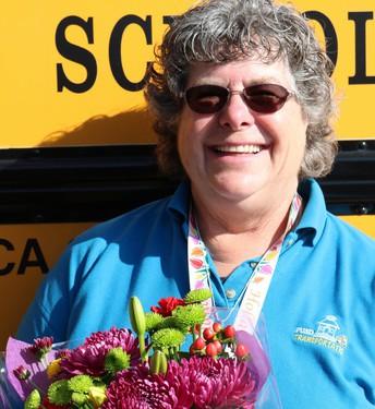 Deborah Seibert, Bus Driver