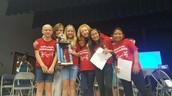 Congratulations to our Battle of the Books Team