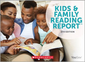 Scholastic's Kids & Family Reading Report