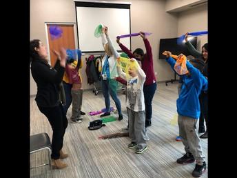 Mrs. Zalabak's Class Trip to the Aurora Public Library
