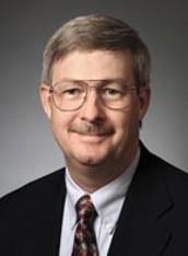 Robert Tigner, UNL, headshot