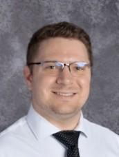 Assistant Principal of Academics Colin Poulson