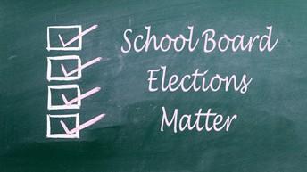 School Board Candidate Forum