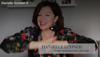 LOVE DANIELLE'S SIMPLE & FUNNY TIPS TO BOOK IN TIGHT