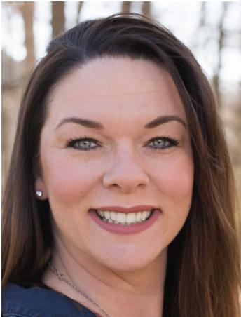 Mandy Mitchell -- 1st Vice President of Organization & Development