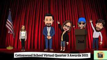 2nd Grade Awards