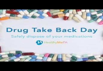 Spring 2021 National Drug Take Back Program: