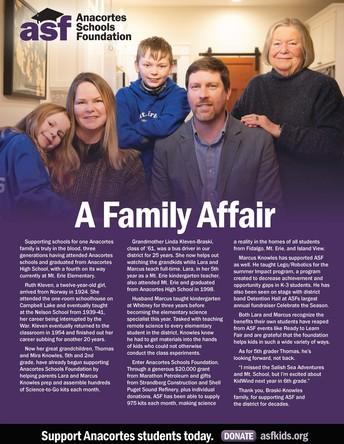 Anacortes Schools Foundation News