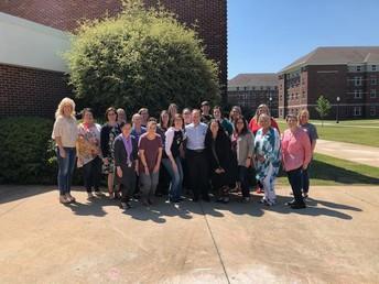 Spring 2018 Library Media (LIBM) Graduates: