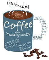 Parent/Guardian Coffee at BCMS - November 18