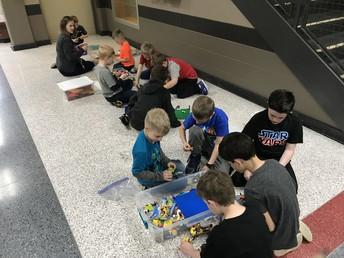 Lego Tribe