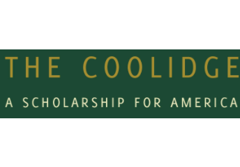 THE COOLIDGE SCHOLARSHIP: For Juniors in High School