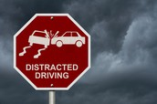 New Distracting Driving Law goes Into Affect on 23 JULY for Washington State