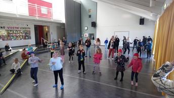 Tónmennt - leiklist - dans
