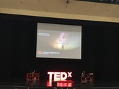 TEDX took place at Hobart High School