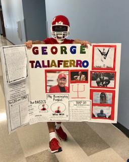 Meet George Taliaferro