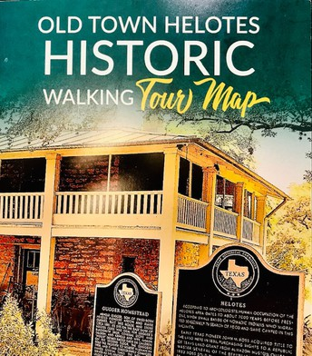 HISTORIC WALKING TOUR MAP