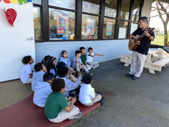 Music with Mr. Farinas
