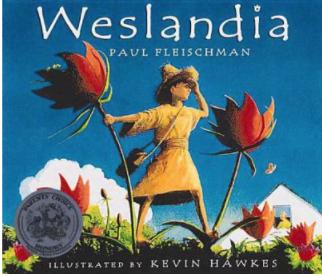 Weslandia by Paul Fleishman