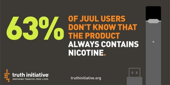 E-cigarette maker Juul targeted teens with false claims of safety, lawsuit says