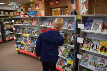 Elementary Book Fair