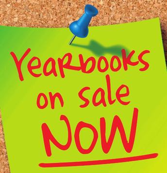 Yearbooks – Order Deadline Extended!