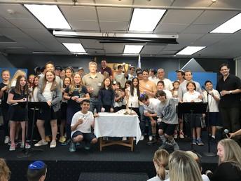 Our Final Kabbalat Shabbat…