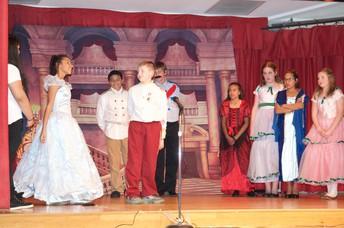 Lee students perform Cinderella