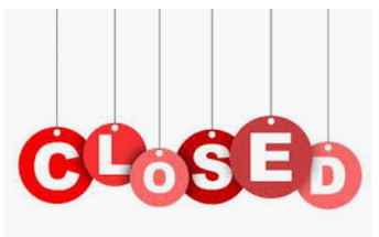 Buildings and Grounds Closures