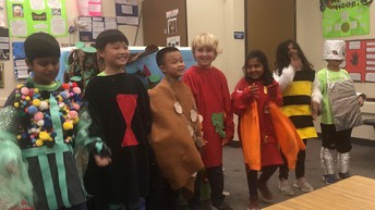 Seven CVUSD Odyssey of the Mind Teams Move on to State Competition