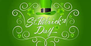 St. Patrick's Day with ELs