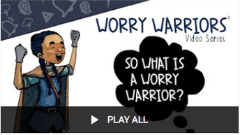 Worry Warrior Video Lessons