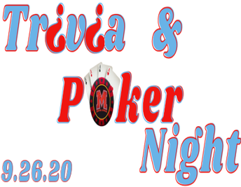 Virtual Trivia & Poker Night